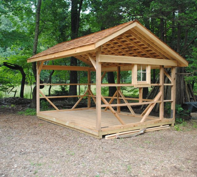 customize_oak frame shed3