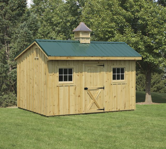 storage shed_metal roof_quaker_10x12