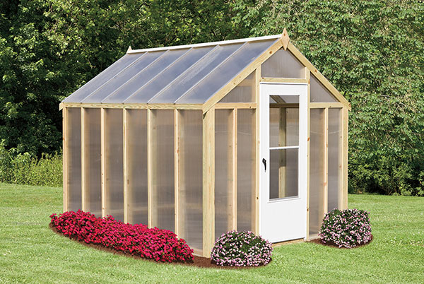 Greenhouses For Sale Prefab Greenhouse Sunset Barns