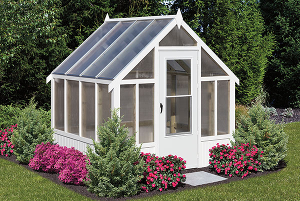 Elite Prefab Greenhouse