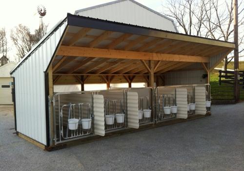 Small Horse Barns For Sale | Modular Horse Barns | Sunset Barns
